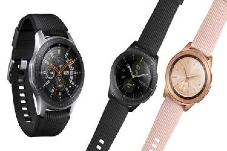 ساعت هوشمند Galaxy Watch رونمایی شد