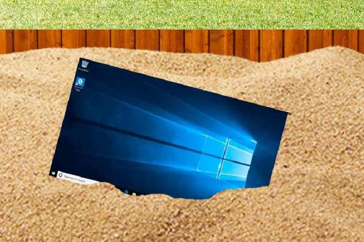 مایکروسافت برای حفاظت از ویندوز 10 در حال کار بر روی InPrivate Desktop است