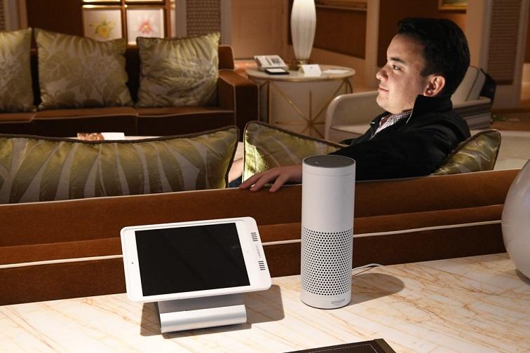 هتلداران با رقیب جدیدی روبرو شدهاند: الکسا