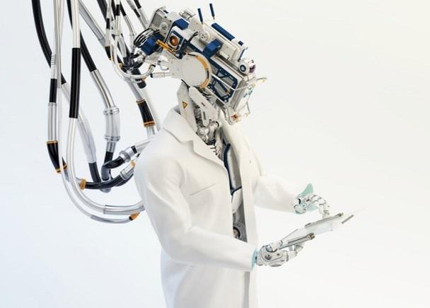 ربات عجیبی که میتواند شکل ظاهریاش را تغییر دهد