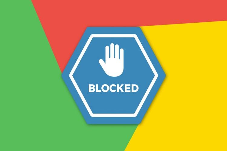 کروم تبلیغات نامناسب و فریبکارانه وبسایتها را مسدود میکند