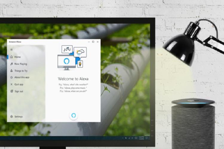 عرضه الکسا مخصوص ویندوز در ویندوز استور