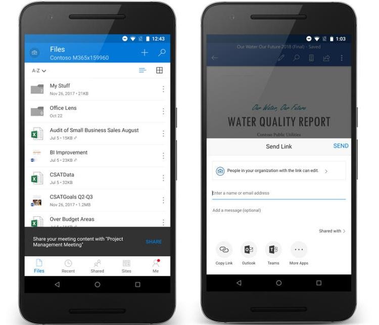 قابلیتهای جدید واندرایو برای iOS، اندروید و وب