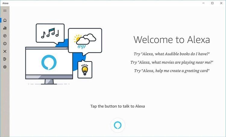 الکسا اکنون بر روی PCهای ویندوز ۱۰ در دسترس است