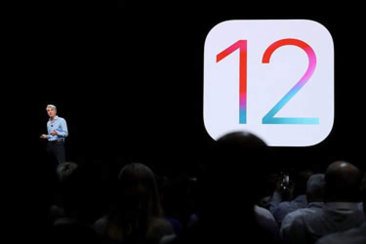iOS12  آمد!