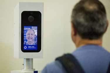 آیپدپرو مجهز به فناوری تشخیص چهره