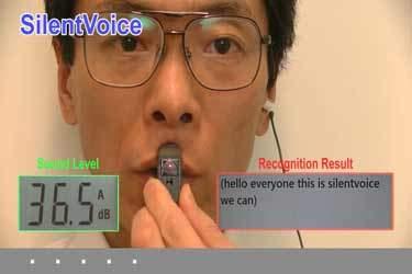 به تکنولوژی مایکروسافت، بدون صدا دستور بدهید!