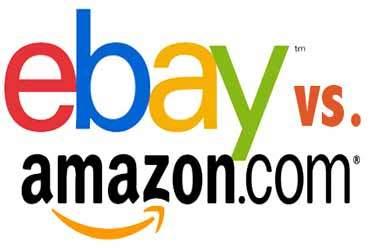 Ebay از آمازون به دلیل جذب فروشندههایش شکایت کرد!
