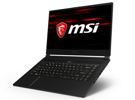 5. MSI GS65 Stealth