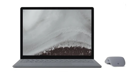 6. Microsoft Surface Laptop 2