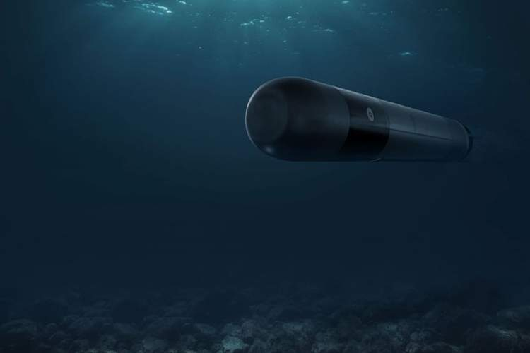 هوشمندترین زیردریایی دنیا سبکتر از موتور سیکلت + ویدیو