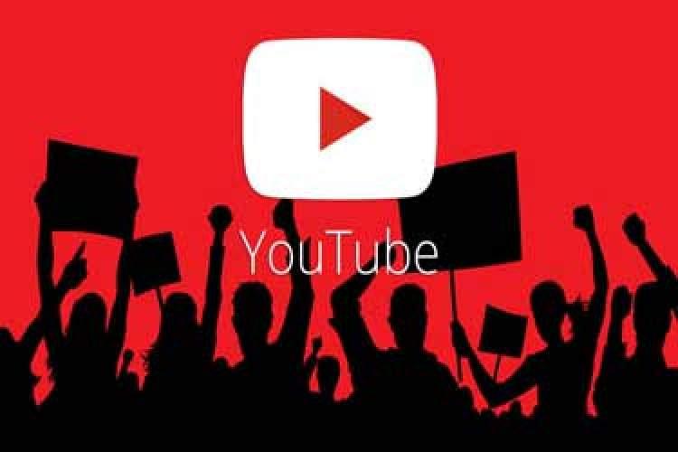 رکورد دانلود اپلیکیشن یوتیوب در گوگل پلی