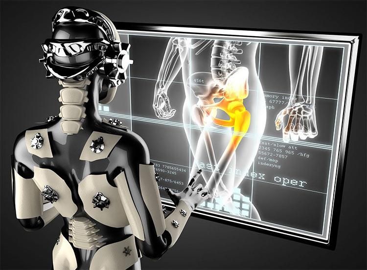آیا هوش مصنوعی جای پزشکان را میگیرد؟