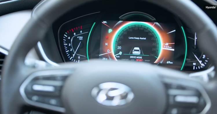 قفل جدید خودروی هیوندا