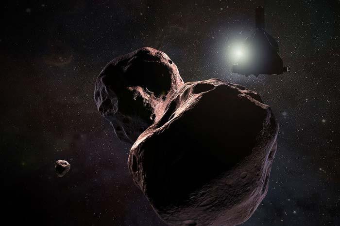 عبور فضاپیمای ناسا از دورترین شیئی که تابهحال از آن بازدید کردهایم