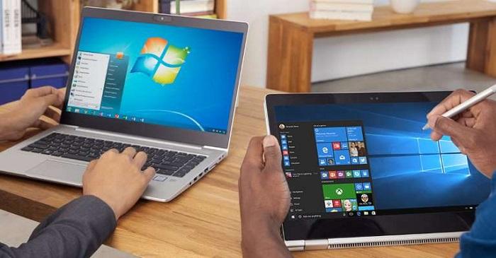 مایکروسافت در سال آینده میلادی ویندوز ۷ را رها میکند