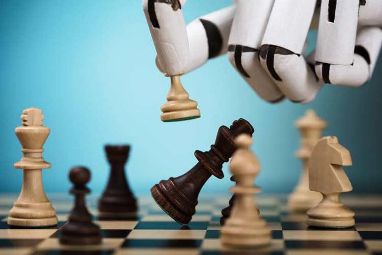 هوش مصنوعی آلفازیرو: برنده بیهمتای شطرنج