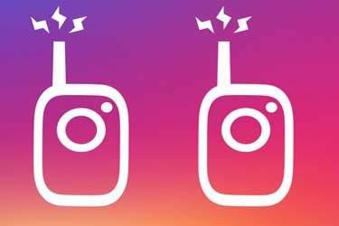 Walkie Talkie قابلیت ارسال صوت در اینستاگرام