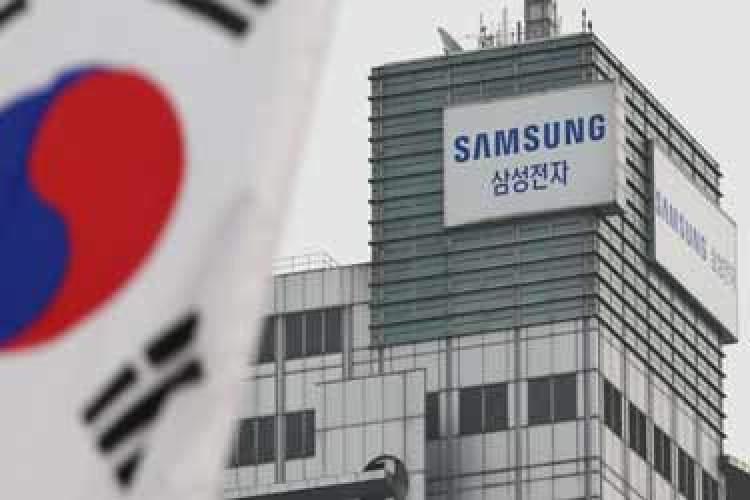 متوقف شدن فعالیت کارخانه سامسونگ در چین