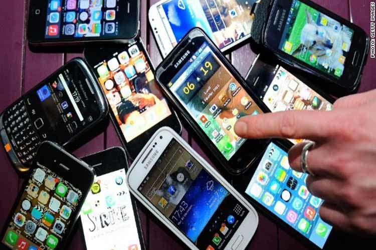 بازار جهانی موبایل در سال ۲۰۱۹