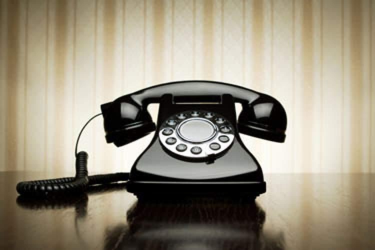 تخلیه یک میلیون خط تلفن ثابت بدون کارکرد