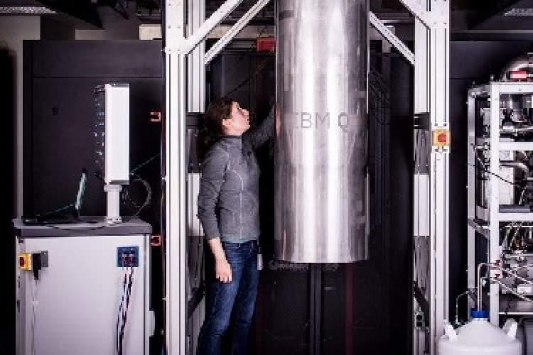 کامپیوتر کوانتومی جدید IBM تاریخساز میشود