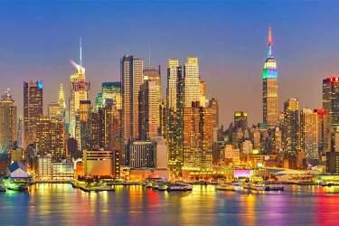 نیویورک صدرنشین شهرهای تکنولوژی شد