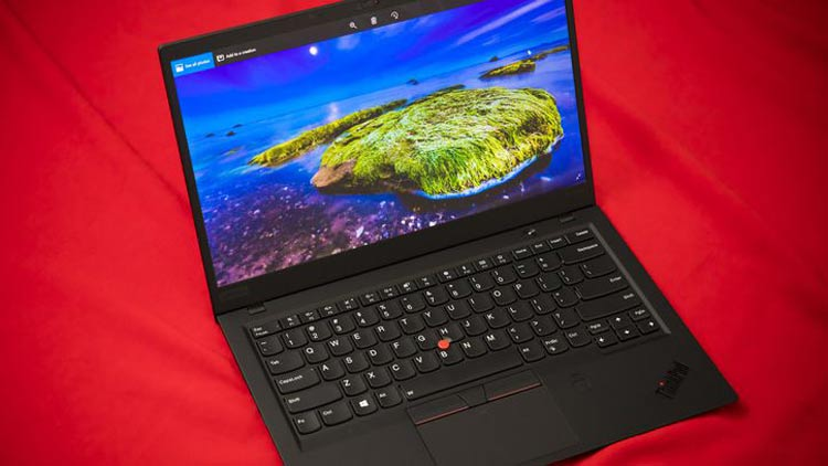 Lenovo ThinkPad X1 Carbon - حدود 787 دقیقه