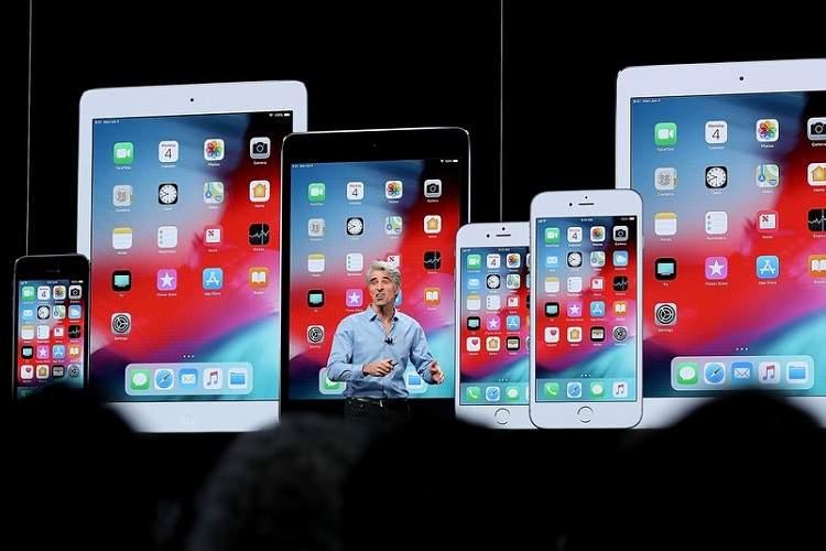 اپل چه زمانی از iOS 13 رونمایی میکند؟