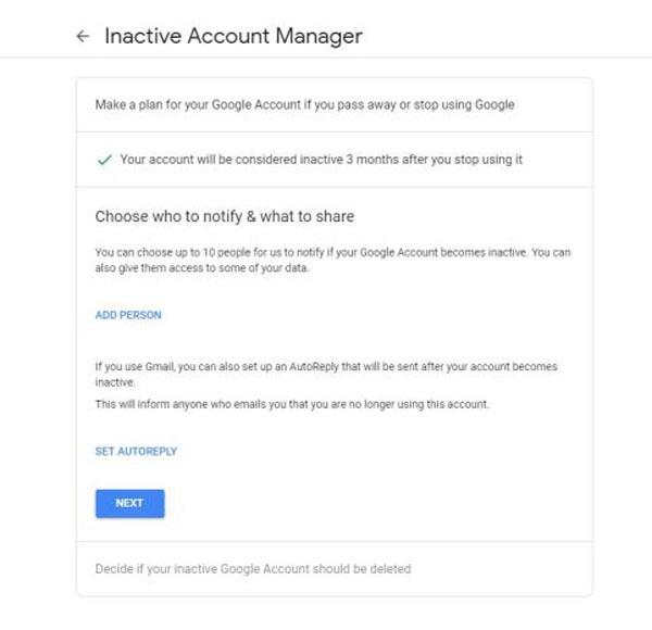 ردپاهایتان را پس از مرگ در گوگل پاک کنید!