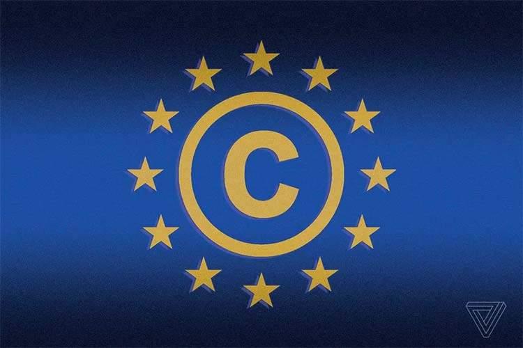 تصویب قانون حق نشر در اتحادیه اروپا