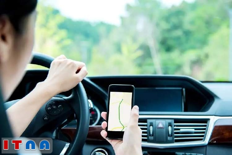 تلفن هاي همراه و افزايش 10 درصدي حواس پرتي رانندگان در سال 2018