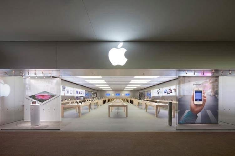 حمله ساسها به فروشگاه اپل!