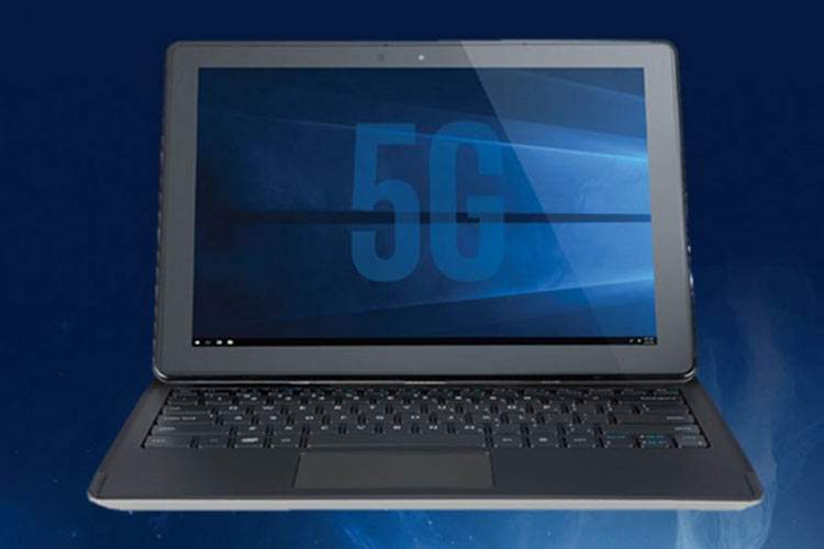 رونمایی از اولین لپتاپ مجهز به شبکه 5G