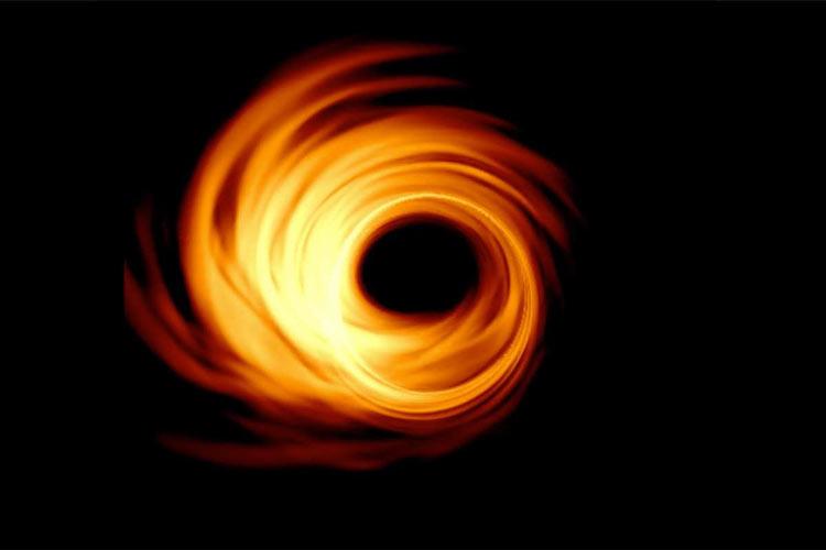 آیا سیاهچالهها واقعاً سیاه هستند؟