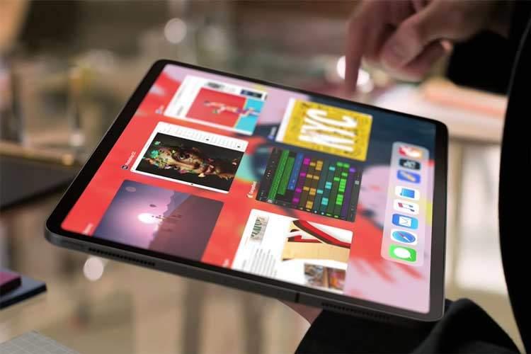 آیپد جدید اپل مجهز به حسگر سهبعدی