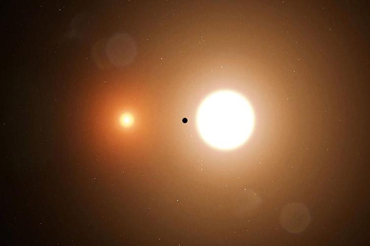 کشف یک سیاره دوردست توسط یک دانشآموز