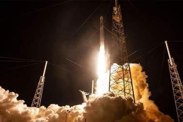 تأخیر در پرتاب بسته بعدی ماهوارههای استارلینک