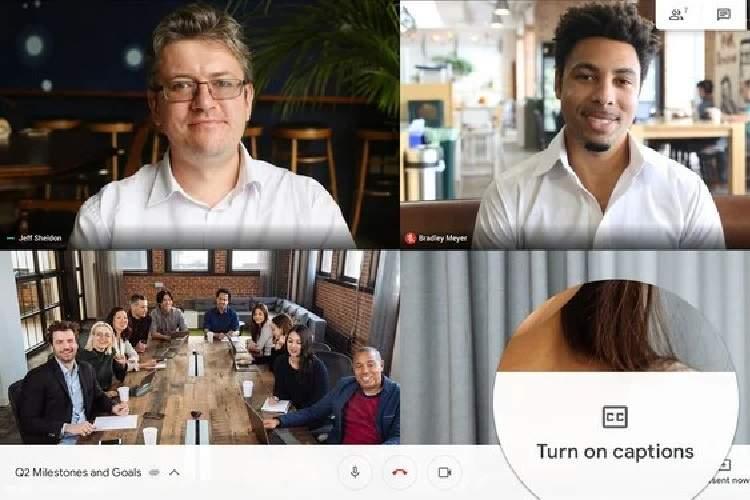 افزایش چشمگیر کاربرهای سرویس تماس تصویری گوگل در پی شیوع کرونا