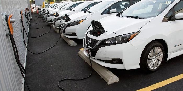 خودروهای برقی در اروپا