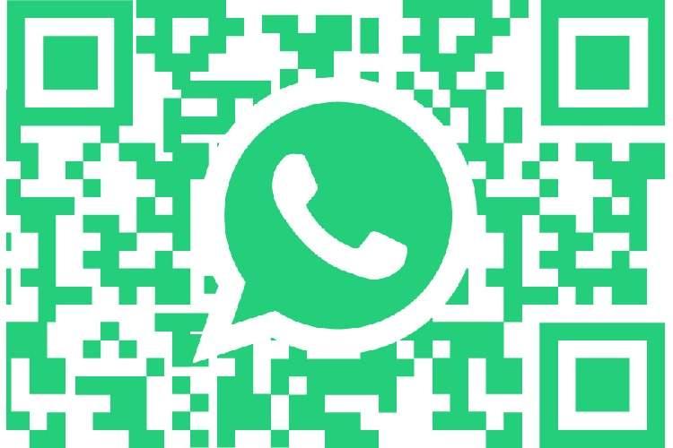 امکان افزودن مخاطب جدید با کد QR در واتساپ