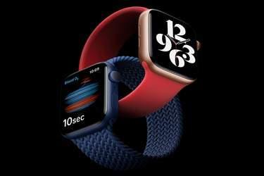 قابلیت کنترل اکسیژن خون با ساعتهای هوشمند اپل