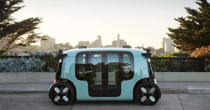 اولین تاکسی روباتیک