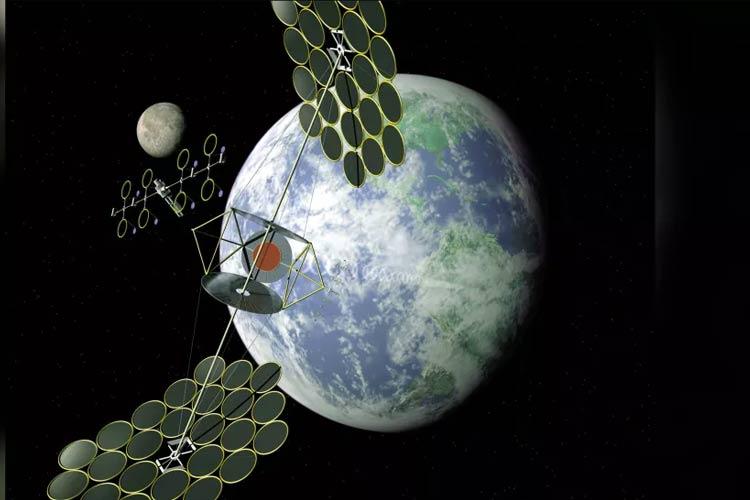 نیروگاههای خورشیدی مستقر در فضا، پاسخگوی احتمالی نیازهای ما در زمینهٔ انرژی