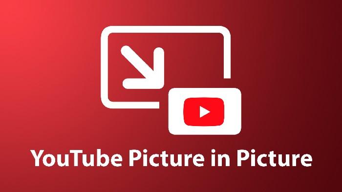 قابلیت تصویر در تصویر نرم افزار ios یوتیوب