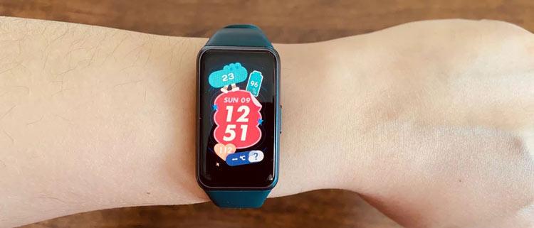 دلایل محبوبیت دستبند هوشمند هواوی بند 6  از نگاه رسانههای معتبر دنیا