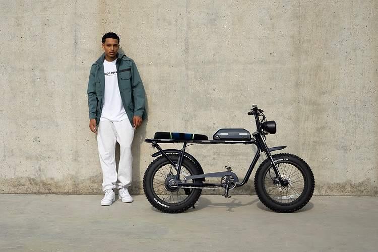 موتورسیکلت برقی Period Correct x Super73، ترکیبی متفاوت از موتورسیکلت اسپورت و شهری