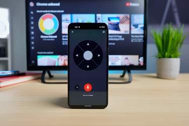 آموزش: چگونه از گوشی اندرویدی به عنوان ریموت تلویزیون گوگل استفاده کنیم؟