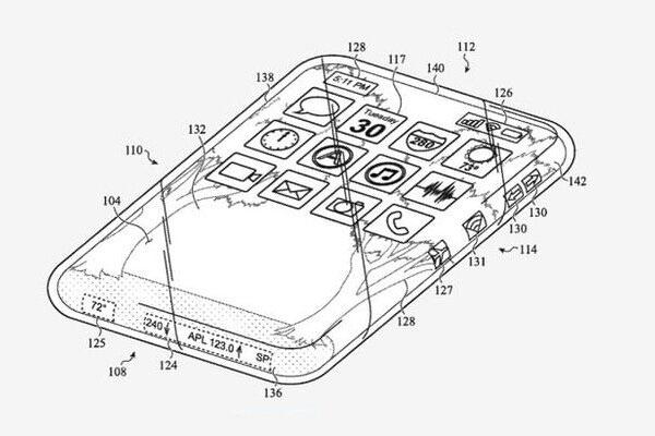 اختراع جدید اپل در تولید آیفون بدون پورت!
